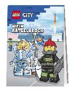 Cover-Bild zu LEGO® City - Mein Rätselblock