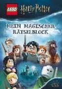 Cover-Bild zu LEGO® Harry Potter? - Mein magischer Rätselblock