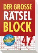 Cover-Bild zu Der große Rätselblock 47