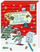 Cover-Bild zu Mein dicker Winter-Rätselblock von Busch, Nikki