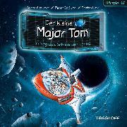 Cover-Bild zu Der kleine Major Tom. Hörspiel 10: Im Sog des Schwarzen Lochs (Audio Download) von Flessner, Bernd