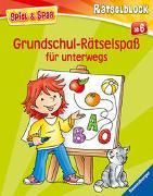 Cover-Bild zu Grundschul-Rätselspaß für unterwegs von Lohr, Stefan