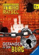 Cover-Bild zu Ravensburger Exit Room Rätsel: Gefangen in der Burg von Scheller, Anne