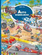 Cover-Bild zu Auto Wimmelbuch von Lohr, Stefan (Illustr.)