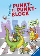Cover-Bild zu Mein dicker Punkt-zu-Punkt-Block von Dölling, Andrea (Einbandgest.)