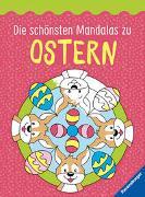 Cover-Bild zu Die schönsten Mandalas zu Ostern von Mayoral, Ignasia (Illustr.)