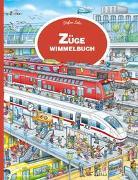 Cover-Bild zu Züge Wimmelbuch von Lohr, Stefan (Illustr.)