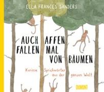 Cover-Bild zu Auch Affen fallen mal von Bäumen von Frances Sanders, Ella