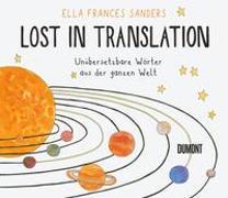 Cover-Bild zu Lost in Translation von Frances Sanders, Ella