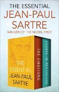 Cover-Bild zu The Essential Jean-Paul Sartre (eBook) von Sartre, Jean-Paul