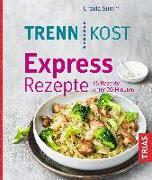 Cover-Bild zu Trennkost Express-Rezepte (eBook) von Summ, Ursula