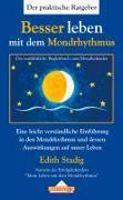 Cover-Bild zu Besser leben mit dem Mondrhythmus von Stadig, Edith