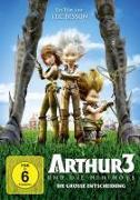 Cover-Bild zu Arthur und die Minimoys 3 - Die grosse Entscheidung von Besson, Luc (Reg.)