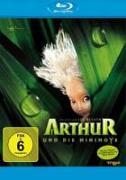 Cover-Bild zu Arthur und die Minimoys von Besson, Luc (Prod.)