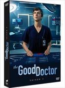 Cover-Bild zu Good Doctor - Saison 3 (F) von Freddie Highmore (Schausp.)