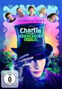 Cover-Bild zu Star Selection. Charlie und die Schokoladenfabrik von Burton, Tim (Reg.)