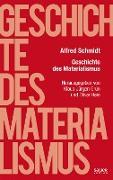 Cover-Bild zu Geschichte des Materialismus (eBook) von Schmidt, Alfred