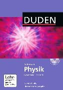 Cover-Bild zu Physik SII. Neubearbeitung. Schülerbuch mit CD-ROM von Hoche, Detlef