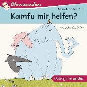 Cover-Bild zu Ohrwürmchen. Kamfu mir helfen? Und andere Geschichten (Audio Download) von Schmidt, Barbara