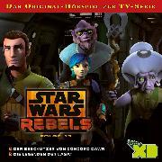 Cover-Bild zu Disney / Star Wars Rebels - Folge 13 (Audio Download) von Bingenheimer, Gabriele