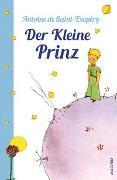 Cover-Bild zu Saint-Exupéry, Antoine de: Der Kleine Prinz (mit den farbigen Zeichnungen des Verfassers)