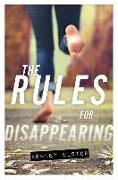 Cover-Bild zu The Rules for Disappearing von Elston, Ashley