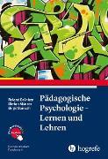 Cover-Bild zu Pädagogische Psychologie - Lernen und Lehren (eBook) von Brünken, Roland
