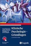 Cover-Bild zu Klinische Psychologie - Grundlagen von Petermann, Franz