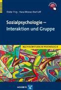 Cover-Bild zu Sozialpsychologie - Interaktion und Gruppe von Frey, Dieter