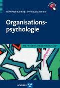 Cover-Bild zu Organisationspsychologie von Kanning, Uwe P.