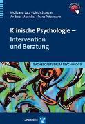 Cover-Bild zu Klinische Psychologie - Intervention und Beratung von Lutz, Wolfgang