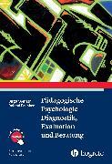 Cover-Bild zu Pädagogische Psychologie - Diagnostik, Evaluation und Beratung (eBook) von Brünken, Roland