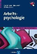 Cover-Bild zu Arbeitspsychologie (eBook) von Mohr, Gisela