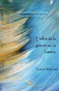 Cover-Bild zu Suzanne Rheaume, Rheaume: L'effet de la gravite sur la lumiere (eBook)