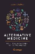 Cover-Bild zu Alternative Medicine (eBook) von Ernst, Edzard