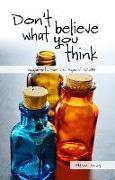 Cover-Bild zu Don't Believe What You Think: Arguments for and Against Scam von Ernst, Edzard