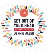 Cover-Bild zu Get Out of Your Head Leader's Guide (eBook) von Allen, Jennie