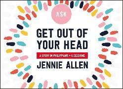 Cover-Bild zu Get Out of Your Head Conversation Card Deck von Allen, Jennie