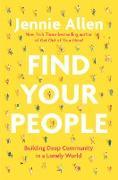 Cover-Bild zu Find Your People (eBook) von Allen, Jennie