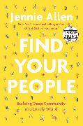 Cover-Bild zu Find Your People von Allen, Jennie