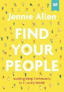 Cover-Bild zu Find Your People Video Study von Allen, Jennie