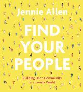 Cover-Bild zu Find Your People Curriculum Kit von Allen, Jennie