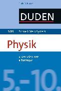Cover-Bild zu SMS Physik 5.-10. Klasse (eBook) von Krause, Marion