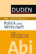 Cover-Bild zu Schnell-Merk-System Abi Politik und Wirtschaft (eBook) von Schattschneider, Jessica