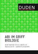 Cover-Bild zu Abi im Griff - Topthemen Biologie von Probst, Wilfried