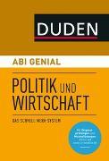Cover-Bild zu Abi genial Politik und Wirtschaft von Jöckel, Peter