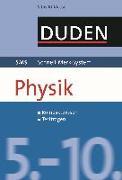 Cover-Bild zu SMS Physik 5.-10. Klasse von Bienioschek, Horst
