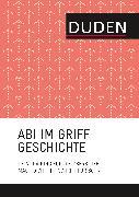 Cover-Bild zu Abi im Griff - Topthemen Geschichte (eBook) von Brückmann, Asmut