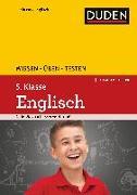 Cover-Bild zu Wissen - Üben - Testen: Englisch 5. Klasse von Hock, Birgit