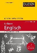 Cover-Bild zu Wissen - Üben - Testen: Englisch 8. Klasse (eBook) von Hock, Birgit